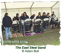 The East Steel band