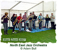 North East Jazz Orchestra