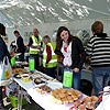 Refreshments stall