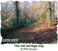 The old carriage way