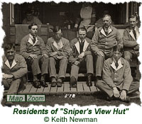 Residents of Snipers View Hut