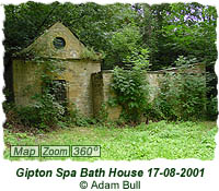 Gipton Spa Bath House 17-08-2001